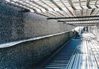 土木:浄水場での使用例